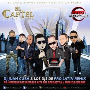 El Cartel Tequila Official Mixtape